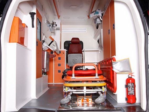 Ambulance Cabinets(Algeria)