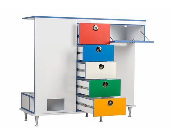 Ambulance Cabinet